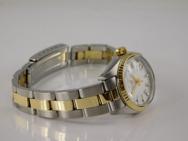 Rolex Lady Perpetual Oro