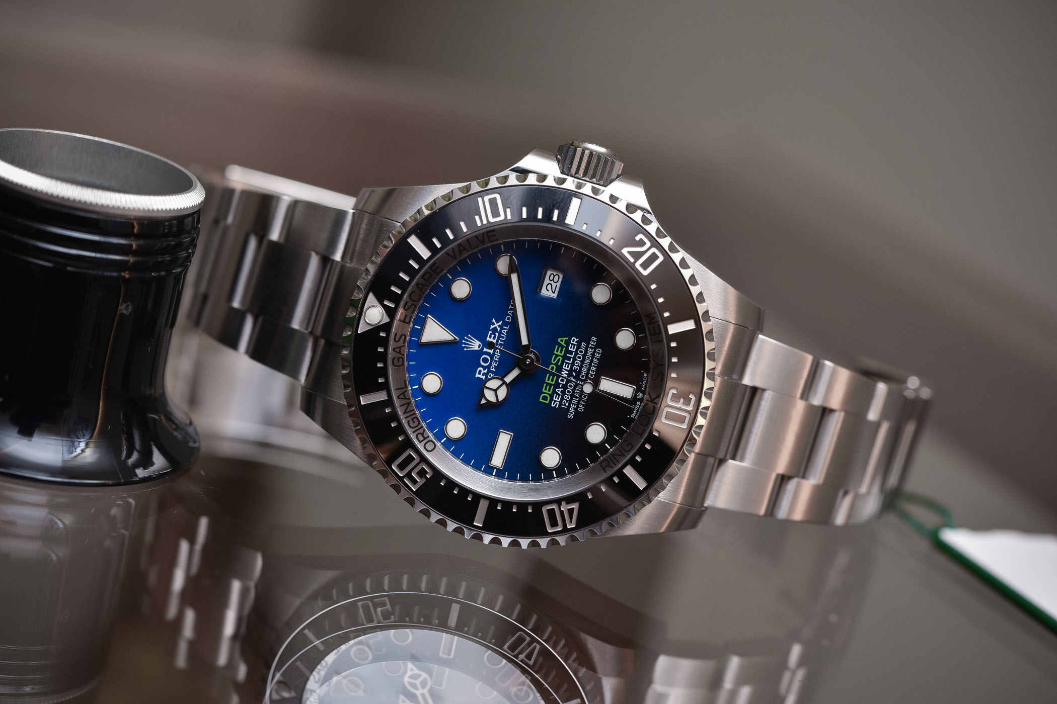 Rolex Sea Dweller Deep Sea