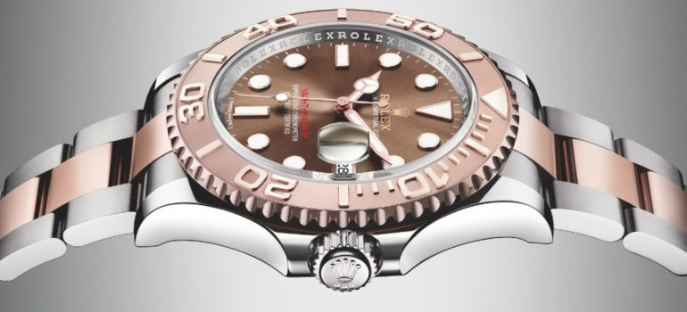 Rolex Yacht Master Oyster Perpetual Lady